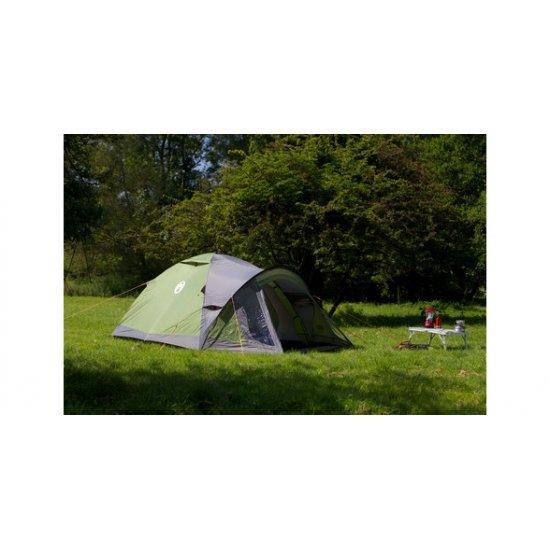 Coleman Tent Darwin 3 Plus 3Persoons |Bij Team Outdoors