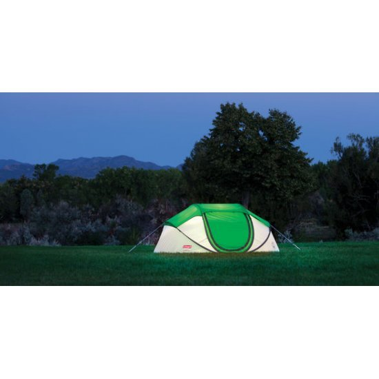 Coleman FastPitch Pop Up Galiano 4 Tent |Bij Team Outdoors