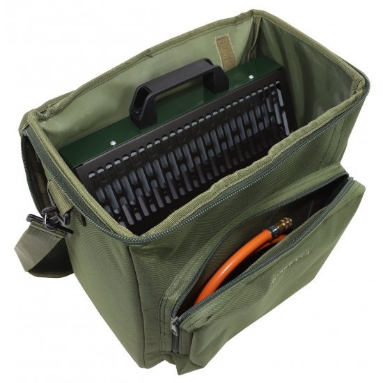 Gazcamp Heatboox 2000 Opbergtas, heatbox carryall, draagtas