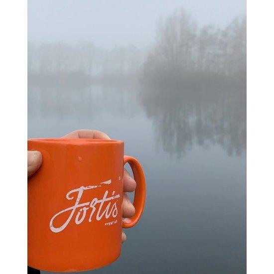 Fortis Eyewear Mug Orange