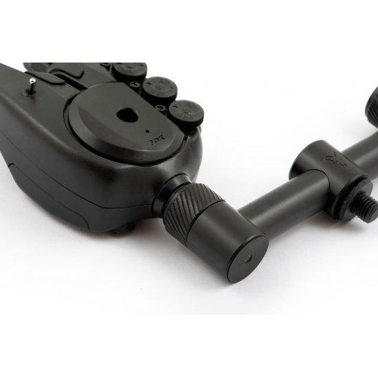 Fox Black Label QR 2 Rod Narrow Buzz Bars- 2 stuks