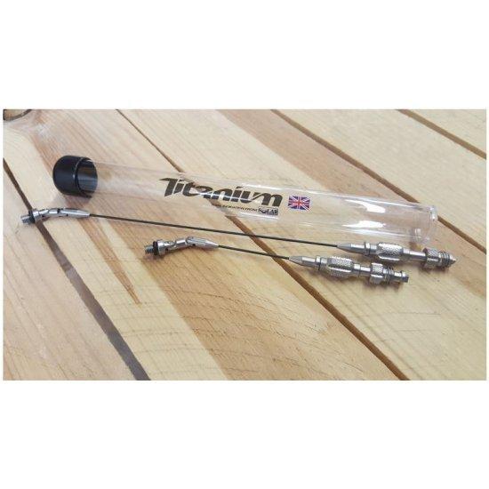 Solar P1 Titanium Short Arm