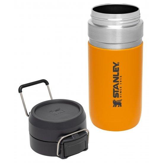 Stanley Quick Flip Water Bottle Saffron 0.47L