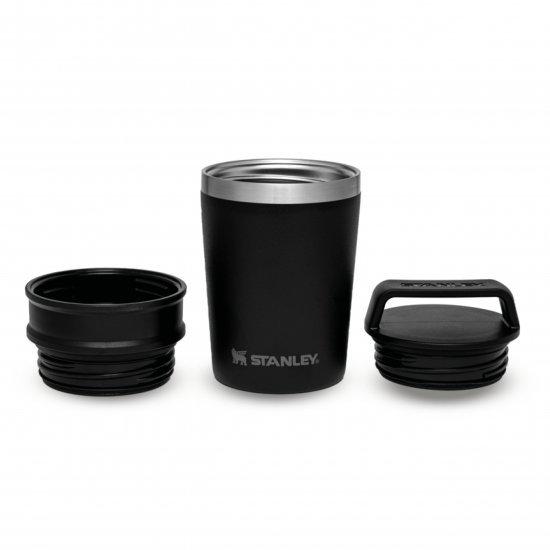 Stanley Shortstack Travel Mug Matte Black 0.23L