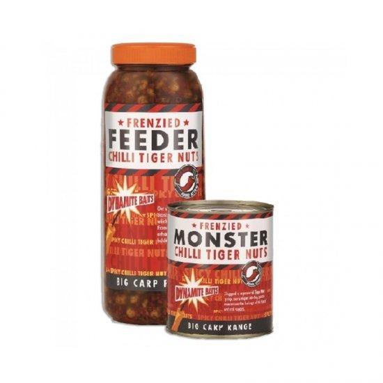 Dynamite Frenzied Chilli Tiger Nuts Fles 2,5L