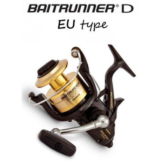Shimano Baitrunner USA 6000D EU