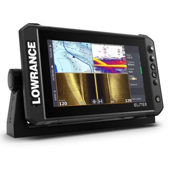 Lowrance Elite FS 9 With Active Imaging 3 in 1