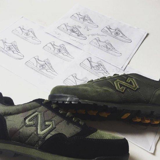 Navitas XT1 Trainers Green