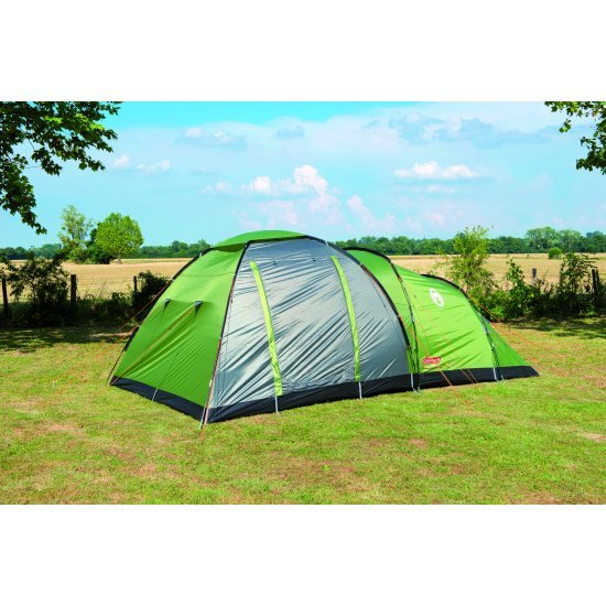 Coleman Tunneltent Raleigh 5 Persoons