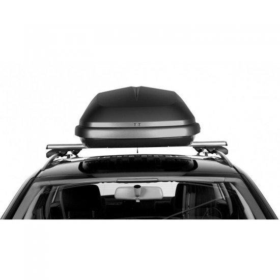 Hapro Dakkoffer Rider 5.4 370 liter Antraciet